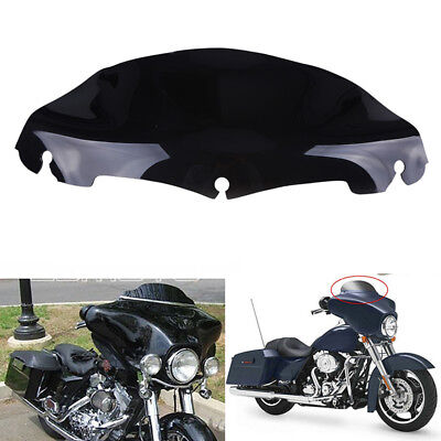 7'' Motorcycle Windshield Windscreen for Harley Street Glide 2014 2015 2016