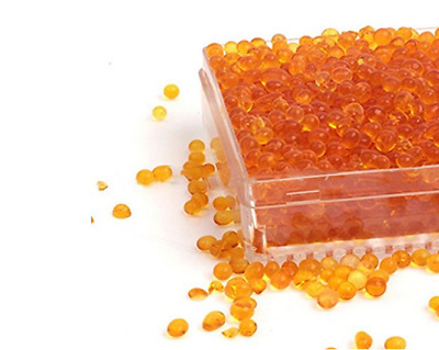 Silica Gel Orange Indicating Desiccant Reusable Drier Box Canister Container HOT
