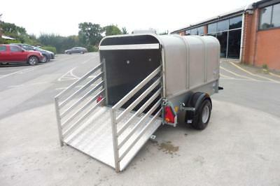 Used Ifor Williams P6e Livestock  TRAILER NOW SOLD