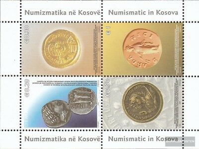 kosovo (UN-Administration) block4 (complete issue) fine used / cancelled 2006 Hi