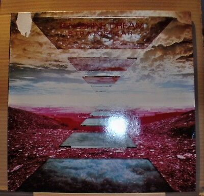 Tangerine Dream	- Stratosfear 1976 Germany Virgin Records 28 146 Xot Lp	 €