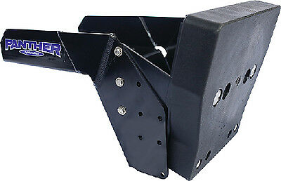 Panther Swim Platform Outboard Motor Bracket For 2 and 4 Stroke Motors Up To 15