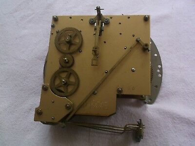 A Smiths 4X4  5 Hammer  Mechanism  From An Old English  Mantle Clock