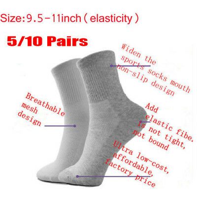 10 Pairs Men Winter Socks Thermal Casual Soft Cotton Sport Sock Gift 3 Color HOT