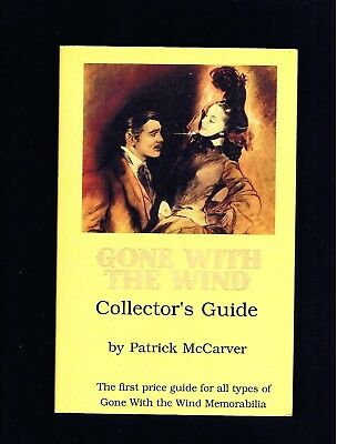 Rare Gone With The Wind Movie Collector's Guide ~ Memorabilia Costumes ~ Ex Cond