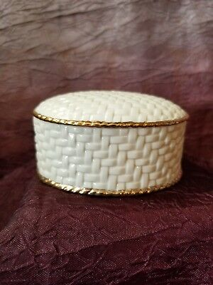 Lenox The Special Somethings Box Accented With Pure 24k Gold