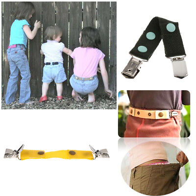 2Pack Dapper Snappers Original ADJUSTABLE Kids Toddler Elastic Belt