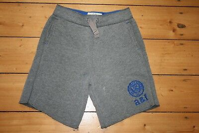 Abercrombie kids, coole Sweat-Shorts,  Gr. M, grau, Cool !!!