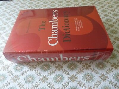 Chambers Dictionary, revised 13th edition