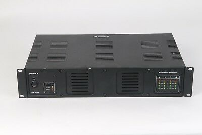 Ashly TRA-4075 4-Channel Power Amplifier Amp - Fair Condition