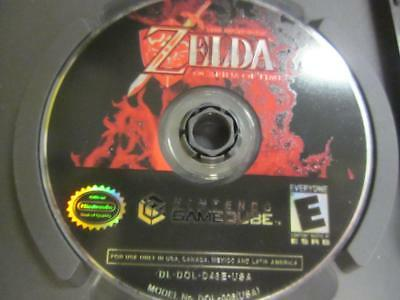 The Legend of Zelda: Ocarina of Time & Master Quest (GameCube)*Used - Disc Only*