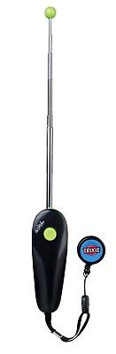 Trixie Dog Activity Target Stick With Built In Clicker Training Pet Dog Cat NEW