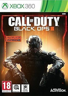 Xbox 360 - Call of Duty Black Ops III (COD 3) **New & Sealed** Official UK Stock