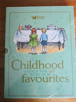 New Childrens  Favourites Readers Digest Collection Of Treasures Hard Back Book