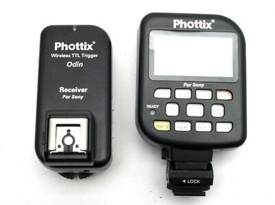 Phottix Odin Wireless TTL Trigger And Receiver For Sony 28000