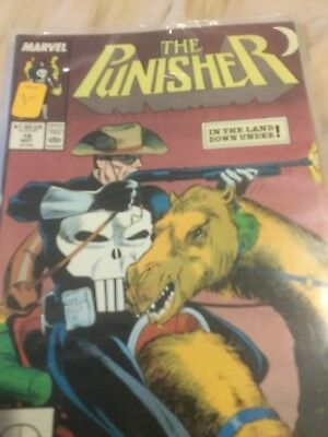 The Punisher 5 Issues. 19-22. Annual 2