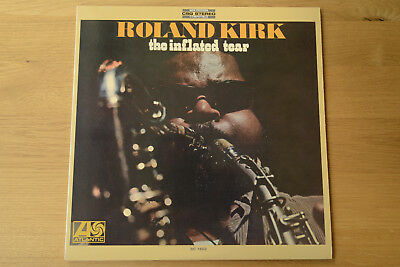 ROLAND KIRK - The Inflated tear- Atlantic SC 1502 LP mint