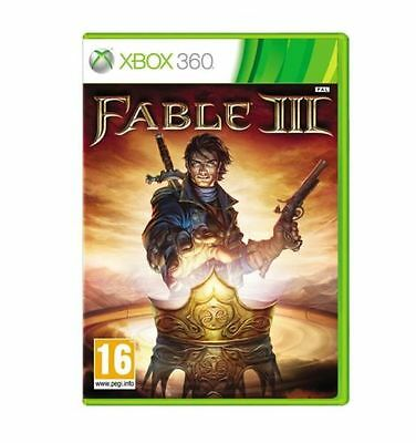 Xbox 360 - Fable III (3) Original Release **New & Sealed** (Xbox One Compatible)