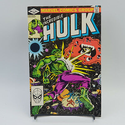 Incredible Hulk #270 Bronze Age Marvel Comics Sal Buscema VF/NM