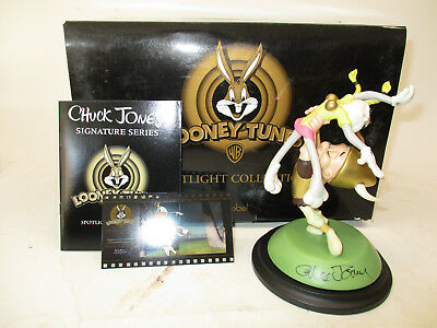 LOONEY TUNES SPOTLIGHT COLLECTION		Paw De Deux CHUCK JONES' SIGNATURE J887	LJ