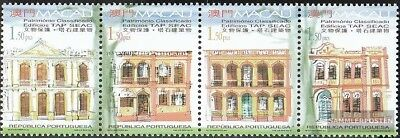 Macao 1037-1040 quad strip (complete issue) unmounted mint / never hinged 1999 K