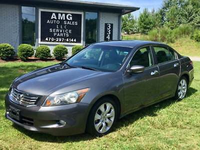 Honda Accord EX L V6 4dr Sedan 2010 Honda Accord EX L V6 4dr Sedan 123,860 Miles Gray Sedan V6 3.5L Natural Asp