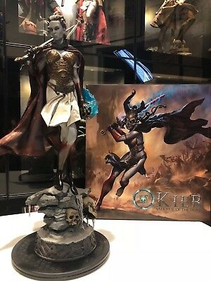 Sideshow Court of the Dead KIER VALKYRIE OF THE DEAD Premium Format
