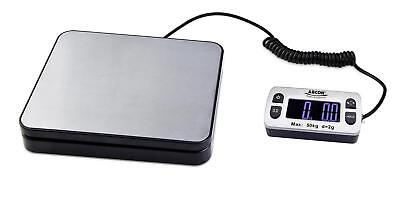 Digital 50kg 110lb Letter Postal Postage Parcel Shipping Weighing Kitchen Scales