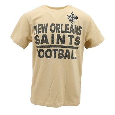 785b62137c2e5 New Orleans Saints Official NFL Team Apparel Kids Youth Size T-Shirt New  Tags