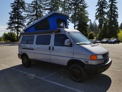 EuroVan Campmobile 1997 Eurovan Camper - Another Amazing Poptop World Custom Camper!
