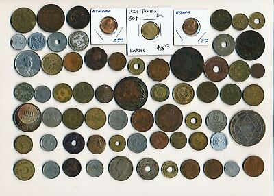 68 Old Mideast Coins > Many Collectibles > (Must See) No Reserve