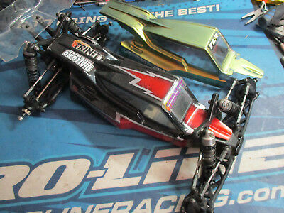 Team Losi 22, 22b 2.0 1/10 buggy chassis.
