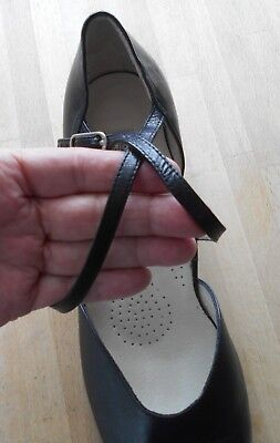 Werner Kern dance shoes - TANZSPORT - European 7 - USED - Made In Italy