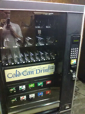 Used Automatic Products Snack/Soda Combo LCM4 Machines New Locks