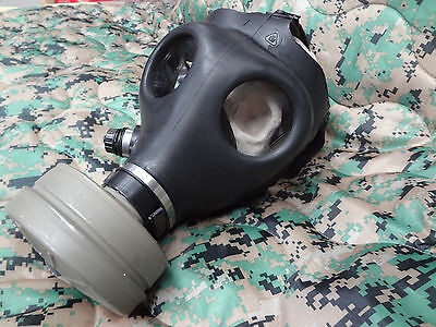 Israeli Gas Mask Military NATO 40 mm Filter Canister Adult Bug Out Survival