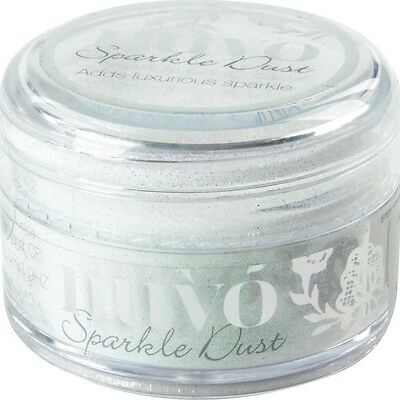 Nuvo Sparkle Dust .5oz - Snow Glow (CLEARANCE ITEM)