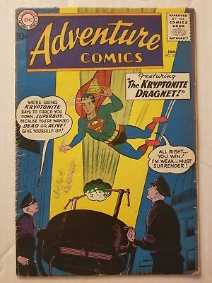 Adventure Comics #256 (Dc Comics 1959) Origin Of Green Arrow By Jack Kirby! Key!
