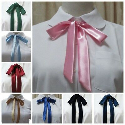 Women Neck Tie Bow Tie Professional Neckties Female Colleague Bank Staff Uniform