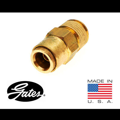 (Pack of 4) Gates 2AB-2MP, G31100-0202 Air Brake to Male Pipe Surelok Adapters