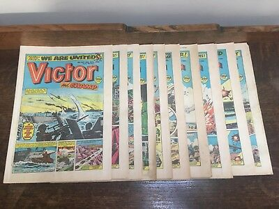 Victor Comic - Issues 1301 to 1310