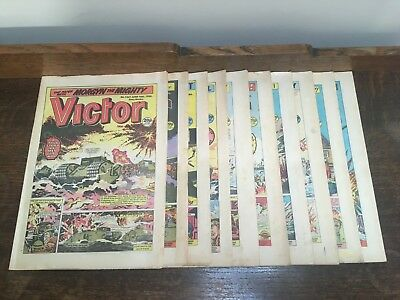 Victor Comic - Issues 1321 to 1330