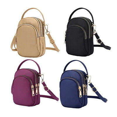 Women Girls Mini Shoulder Bags Small Cross Body Bag Cell Phone Purse Holder