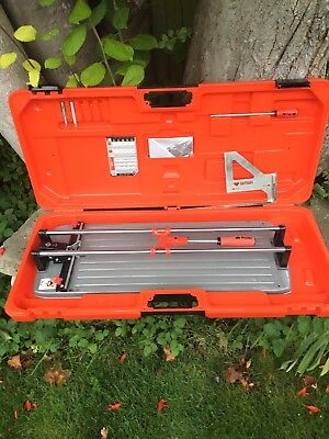 Rubi Ts66 Plus Professional Tile Cutter In Excellent Little Used Condition