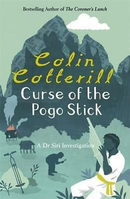 Curse of the Pogo Stick by Colin Cotterill New Paperback / softback Book