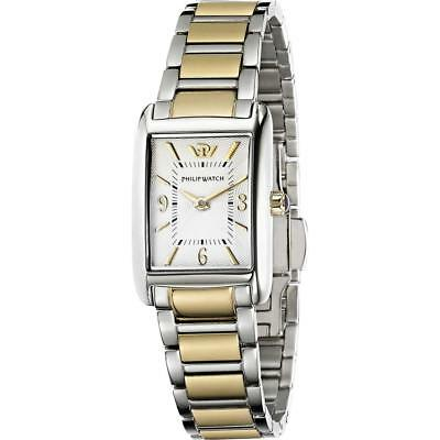 Orologio Donna PHILIP WATCH TRAFALGAR R8253174505 Acciaio Bicolor Gold Dorato