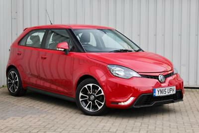 MG MG3 1.5 VTi-Tech 3Style Lux with leather seats and one owner
