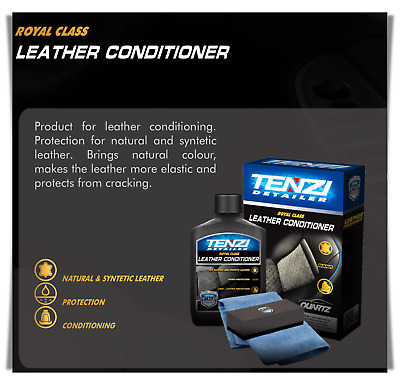 Tenzi Detailer LEATHER CONDITIONER professional cream leather leather dressing