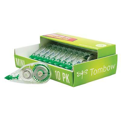 10 Packs Mini Correction Tape Easy to Use Applicator for Instant Corrections