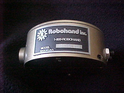 Robohand RR-26-180 Pneumatic Rotary Actuator Used and Tested