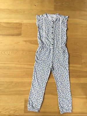 Girls Floral jumpsuit Mothercare age 7